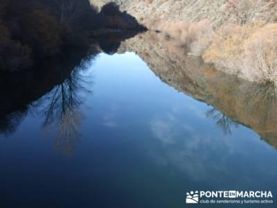 Presa de la Parra- Senda Genaro GR300 - gente viajera; viajes de naturaleza; viajes en fin de año